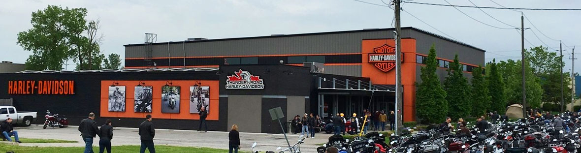 About Us at Thunder Road H-D