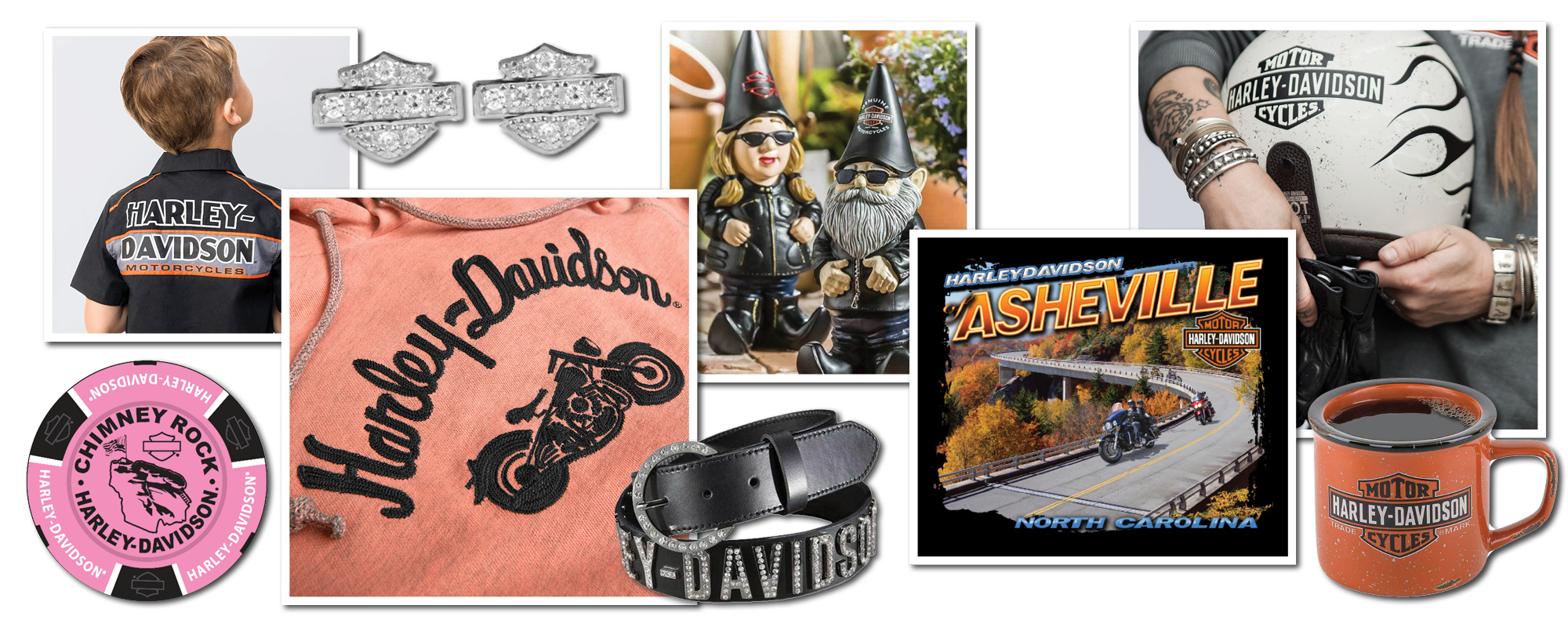 Ride in Style with Harley-Davidson of Asheville