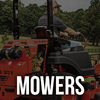 Lawn Mowers at Harsh Outdoors