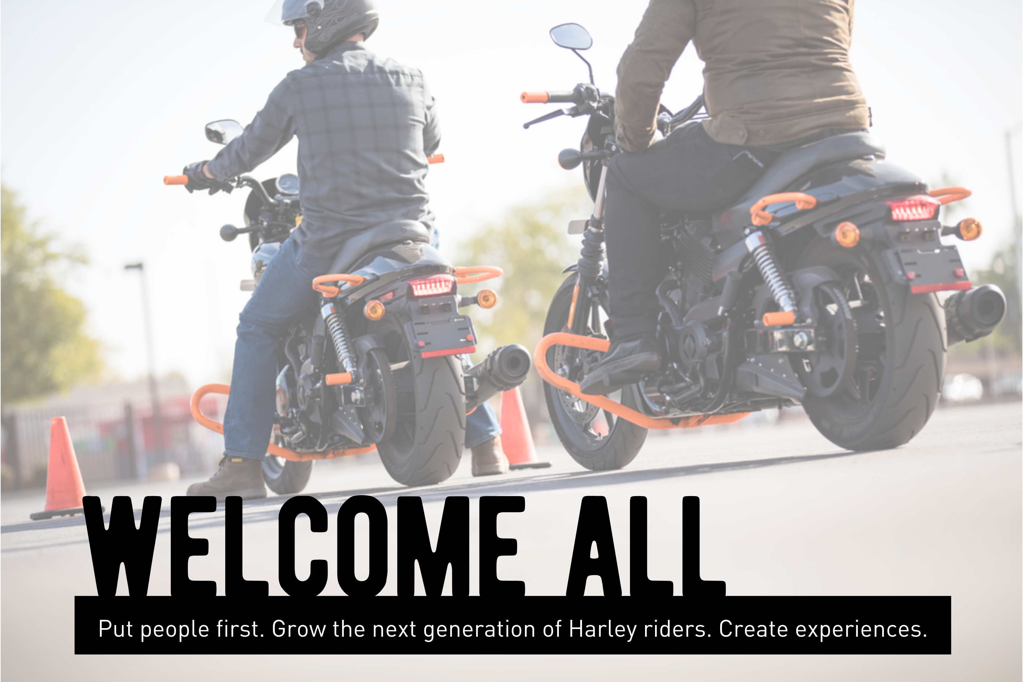 Harley-Davidson of Indianapolis Welcome All