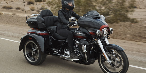 Shop Trike Models at Texoma Harley-Davidson