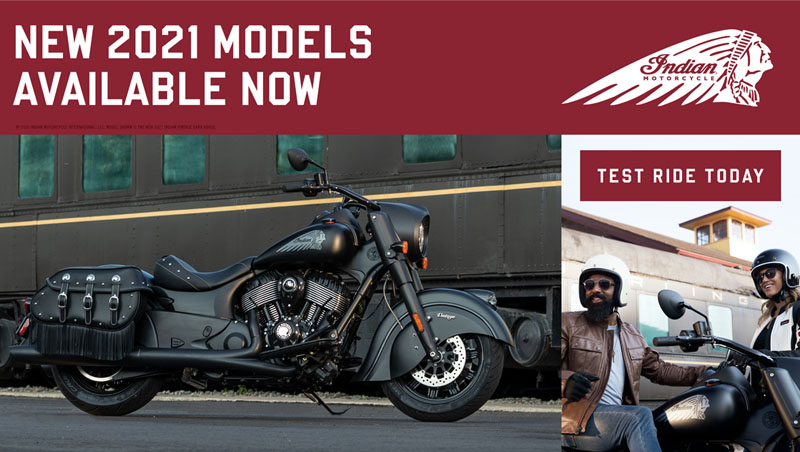 2021 Indian Motorcycles Available
