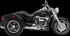 Harley-Davidson Trike at Destination Harley-Davidson