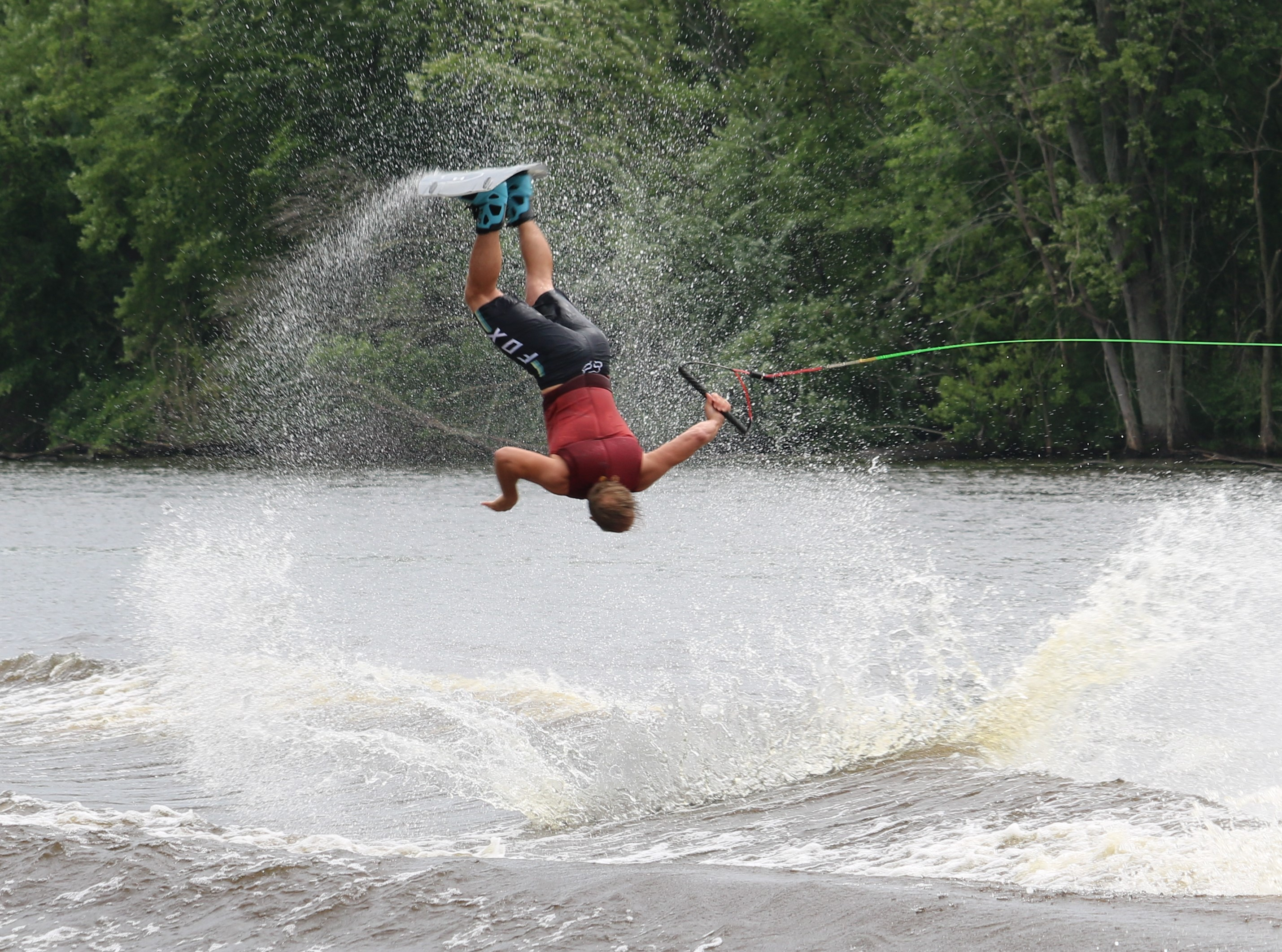 Wakeboard Tournament at Fort Fremont Marine