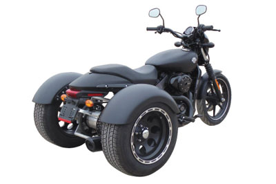 Freedom Rides Specializes In Harley Trike Conversions