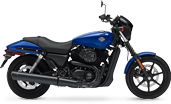 Shop Street® Bike at Bud's Harley-Davidson®