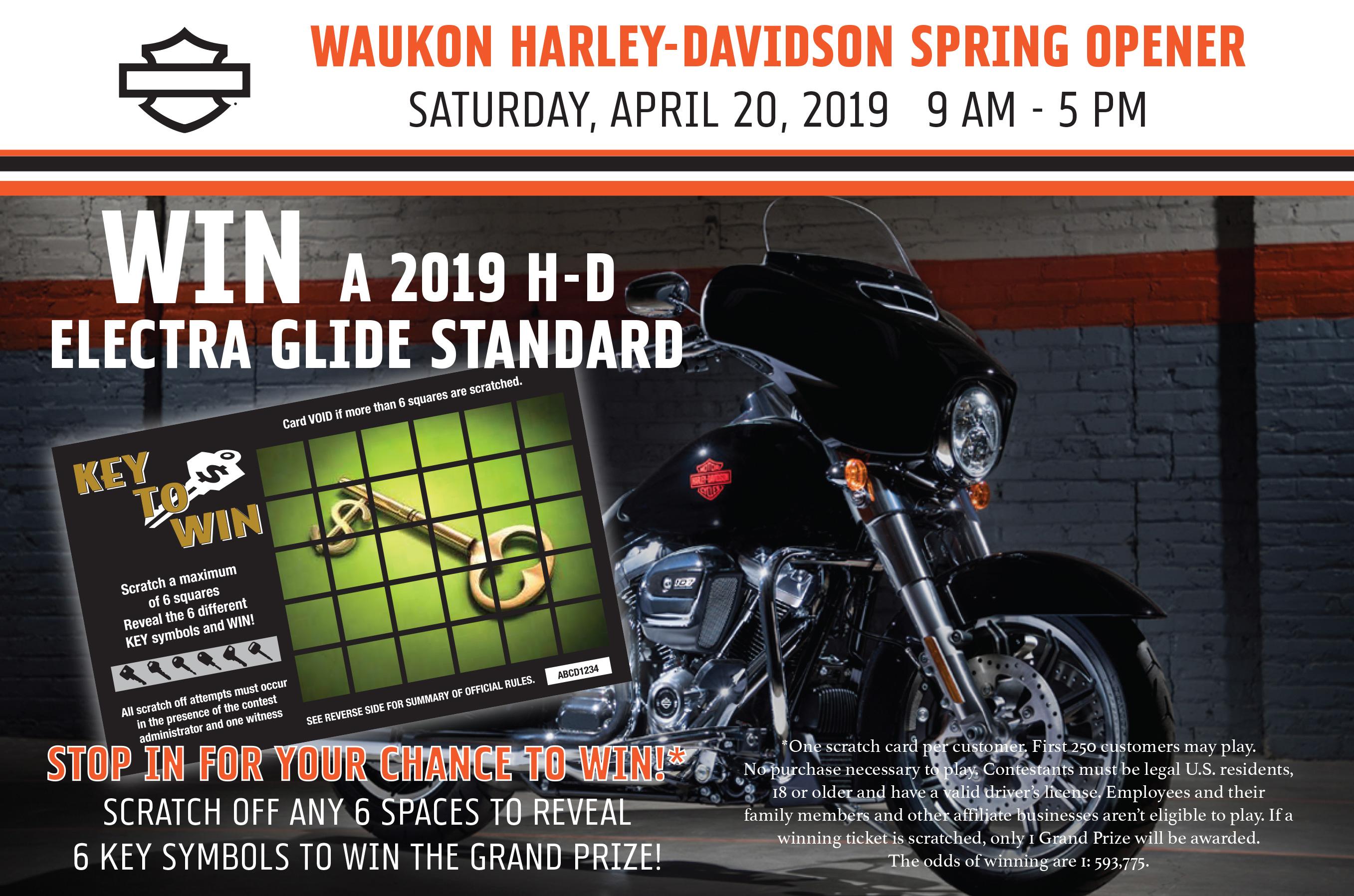 Waukon Harley-Davidson | Waukon, IA | Full Service Harley-Davidson