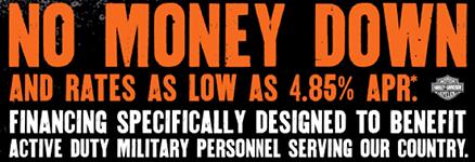 St. Croix Harley-Davidson® Financial Services