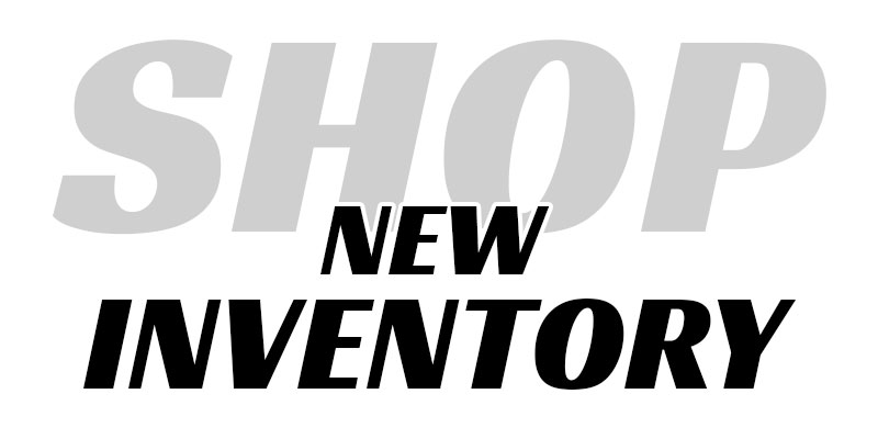NEW In-Stock Inventory at Clawson Motorsports