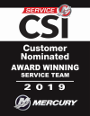 2019 Mercury CSI Award Winner
