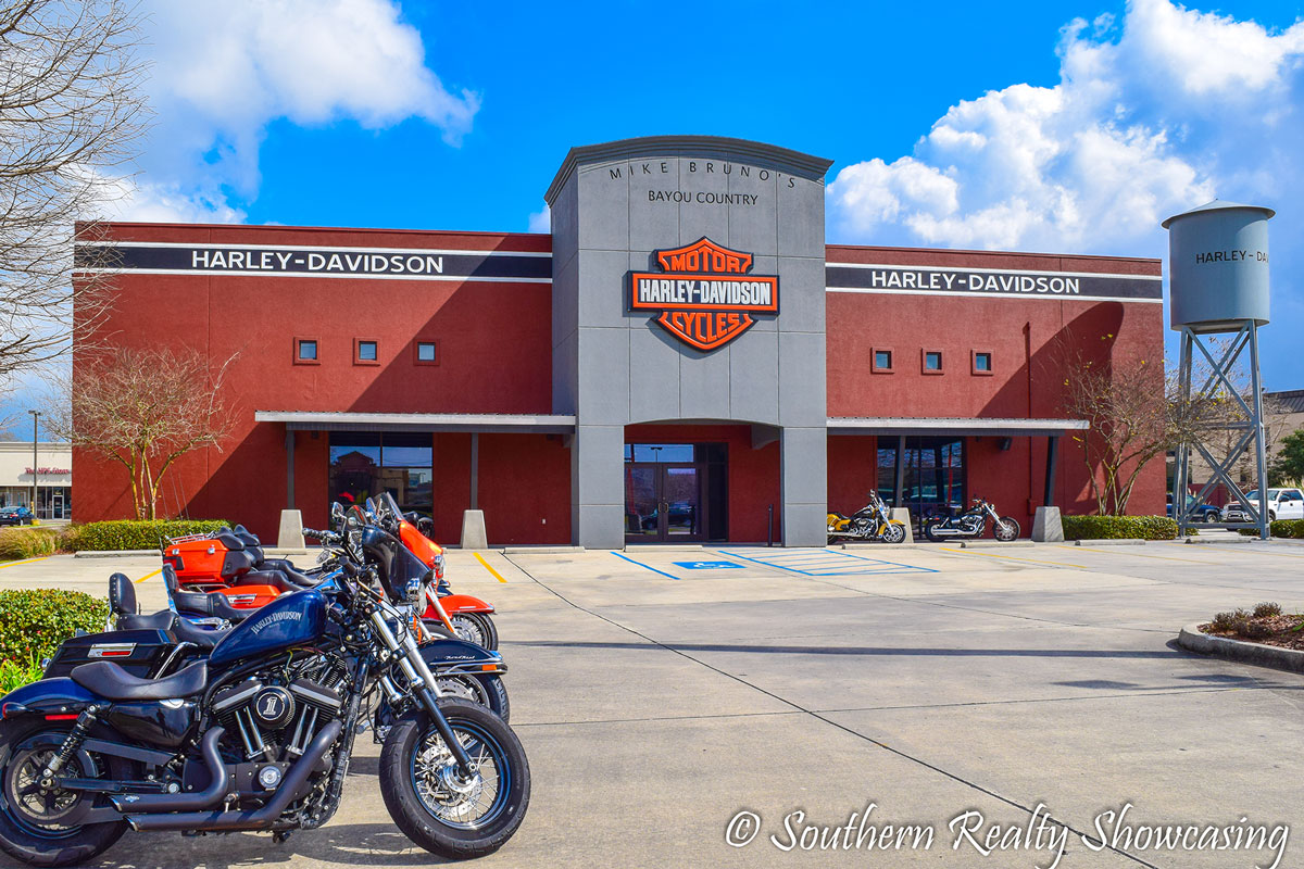 About Mike Bruno's Bayou County Harley-Davidson