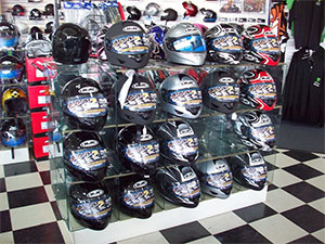 Parts Department at Jacksonville Powersports