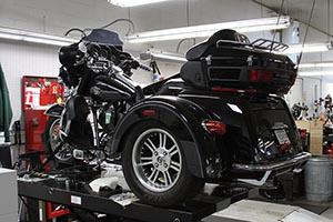 Detailing Service at La Crosse Area Harley-Davidson