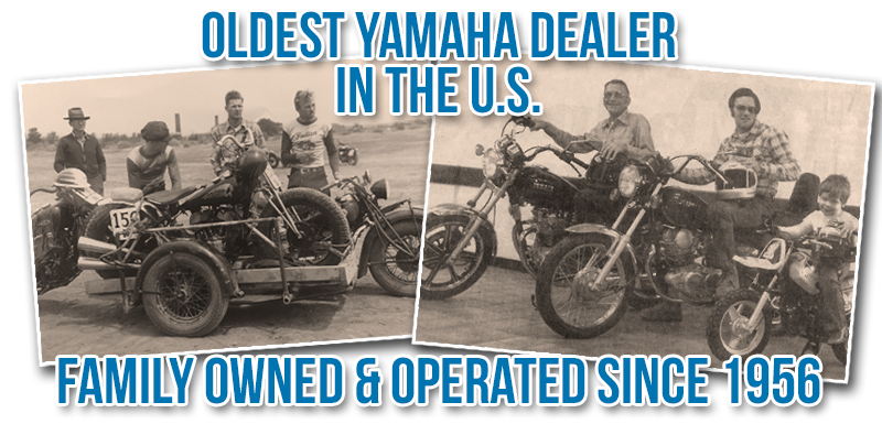 Oldest Yamaha dealer in the U.S.