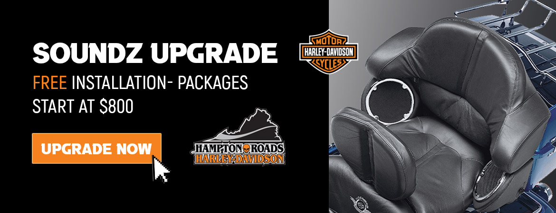 Soundz Upgrade Packages