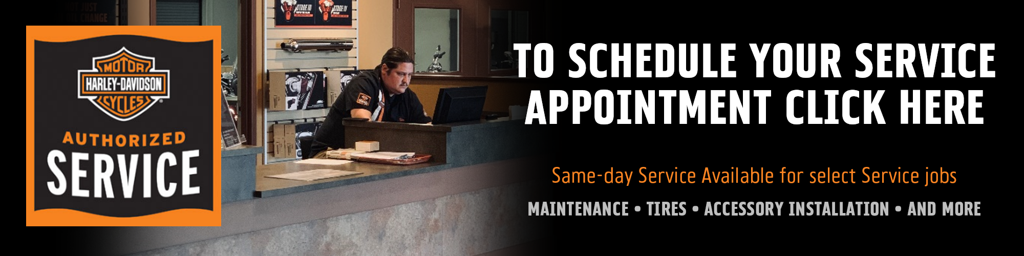 chedule Your Next Service Appointment Today At H-D of Macon