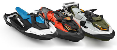 Campers RV Center Personal Watercraft Inventory