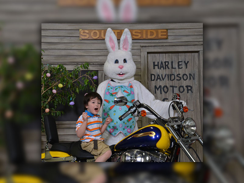 Share Your Story With Indianapolis Southside Harley-Davidson