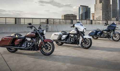 Harley-Davidson New Inventory