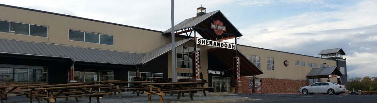 Map & Hours at Shenandoah Harley-Davidson