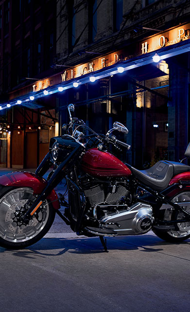 Protect your investment with Big Sky Harley-Davidson