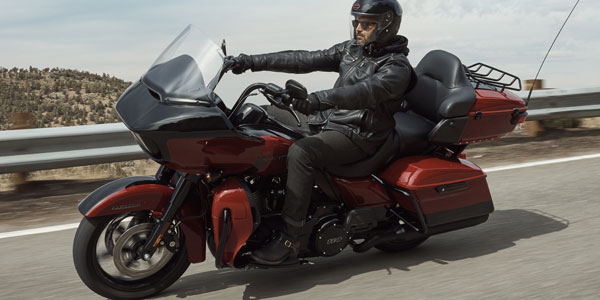 Shop Touring Models at Texoma Harley-Davidson