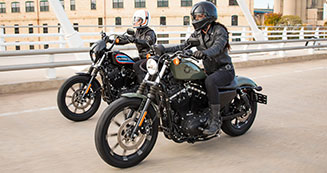Learn to Ride at Quaid Harley-Davidson
