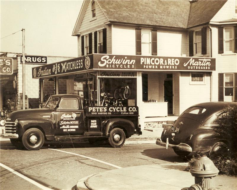 Pete's Cycle Co. in Severna Park, Maryland