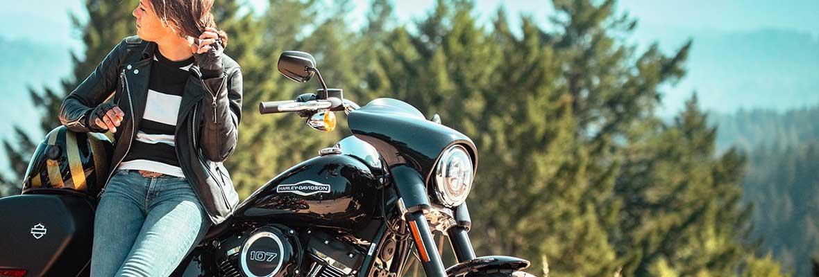 Shop Motorclothes at Conrad's Harley-Davidson