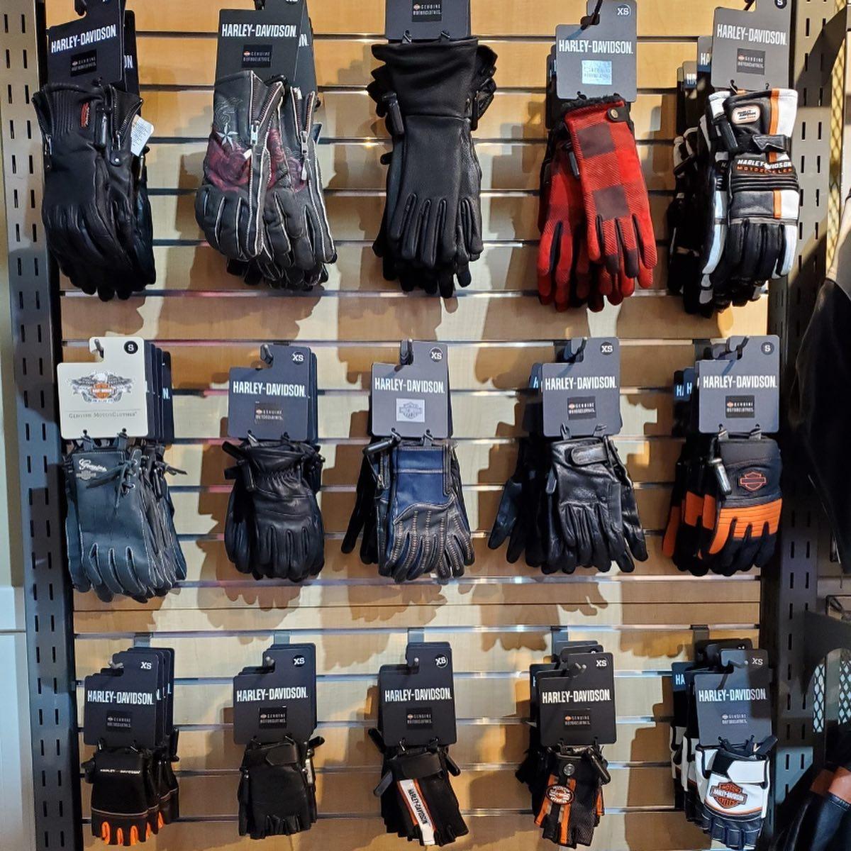 MotorClothes gloves at Gasoline Alley Harley-Davidson