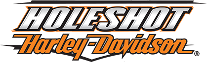 Holeshot Harley-Davidson logo