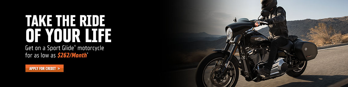 Harley-Davidson 2019 Softail® Model Attainability Promotion at Harley-Davidson of Atlanta