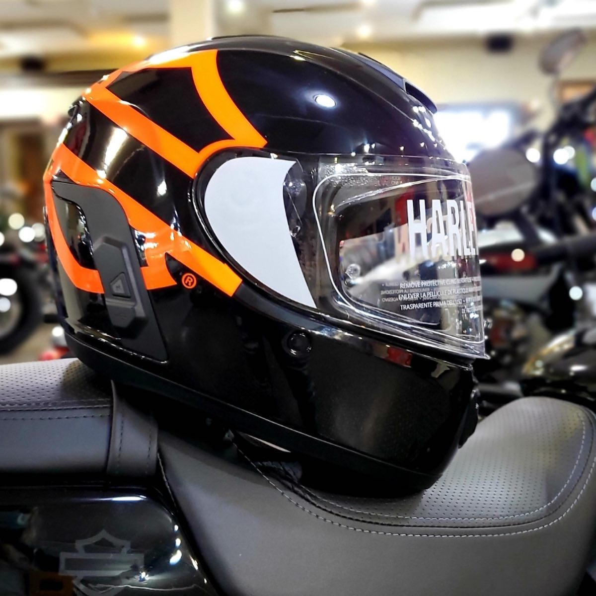 MotorClothes Helmet at Gasoline Alley Harley-Davdison