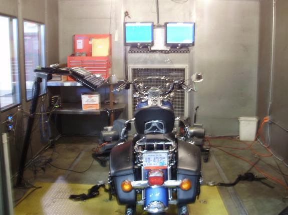 St. Croix Harley-Davidson® Dynamometer