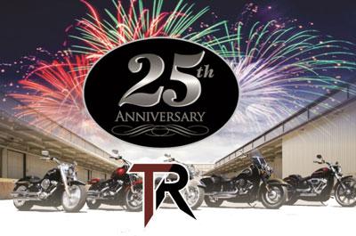 Thunder Road H-D 25th Anniversary