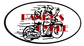 Randy's Cycle in Marengo, Illinois