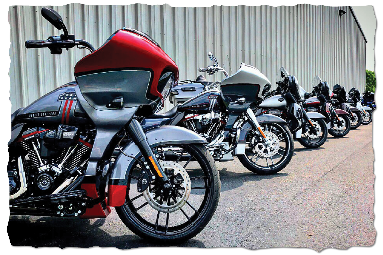 New Normal Used Harley Sale at H-D of Asheville- What will your New Normal look like?
