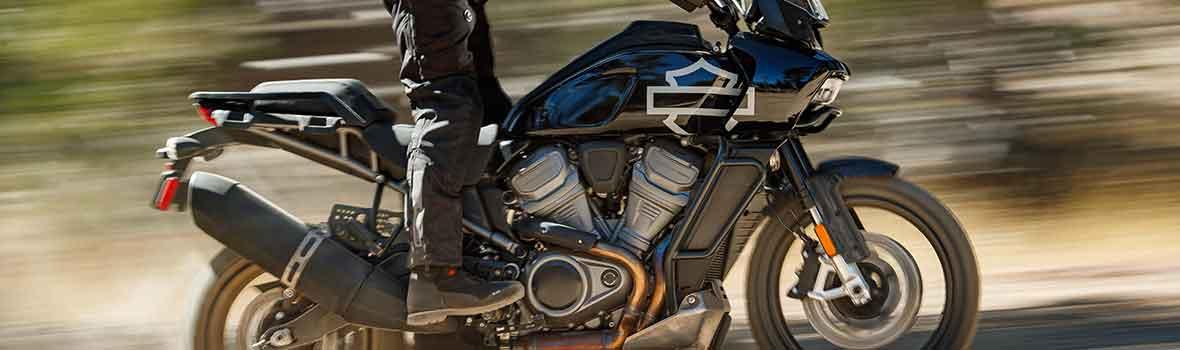 Parts Department at Gold Star Harley-Davidson