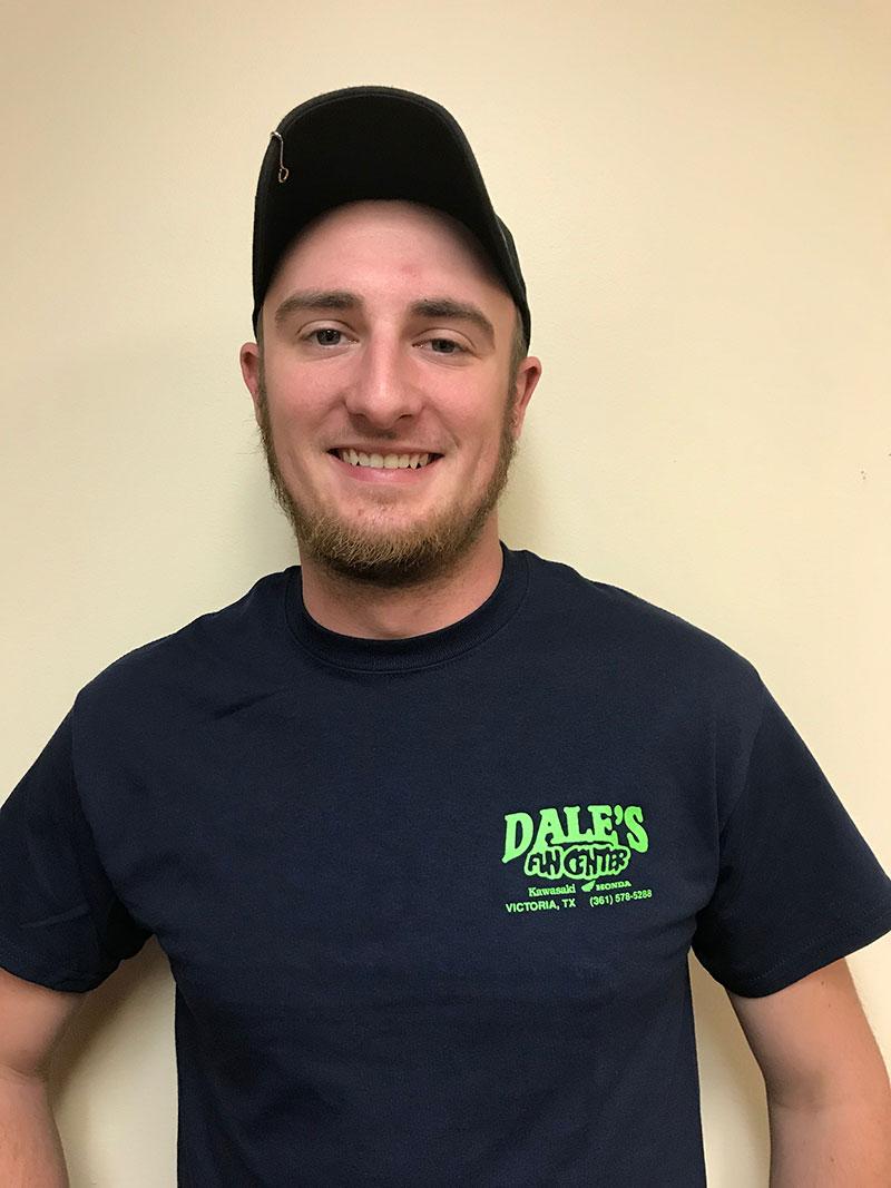 Staff At Dale's Fun Center
