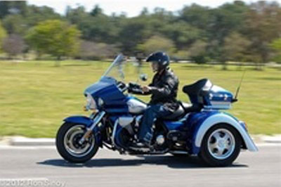 Freedom Rides Specializes In Kawasaki Trike Conversions