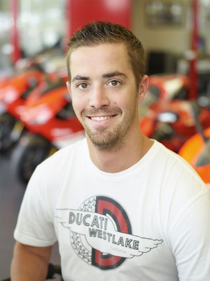Meet The Team At Ducati Westlake