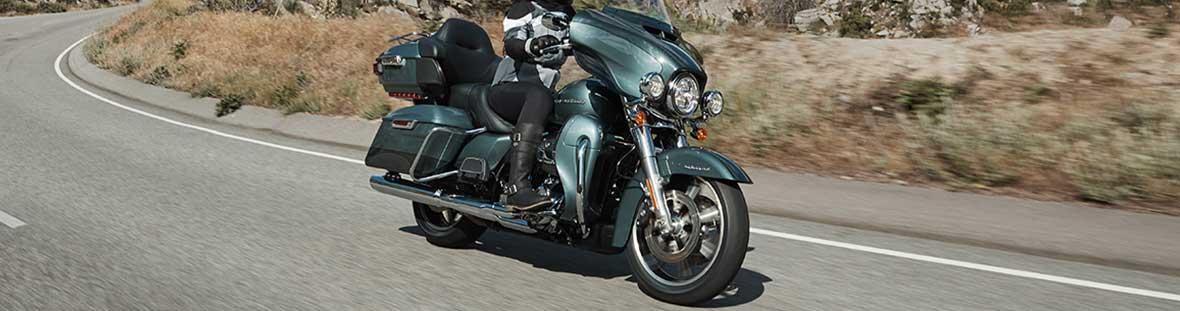 Custom Coverage at Adam Smith's Texarkana Harley-Davidson
