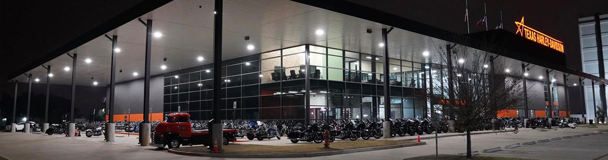 About Us at Texas Harley-Davidson