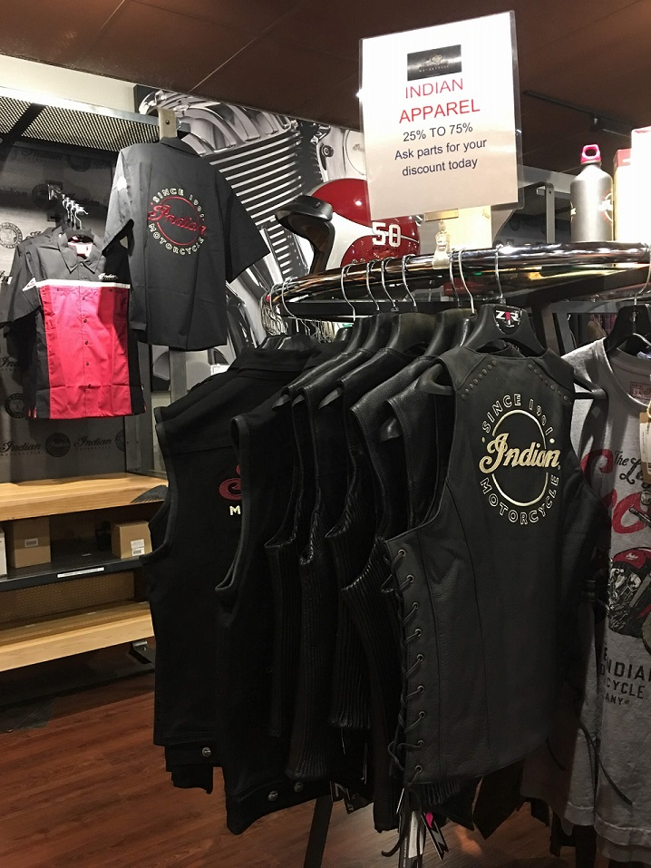 Apparel and Accessories at Reno Cycles and Gear