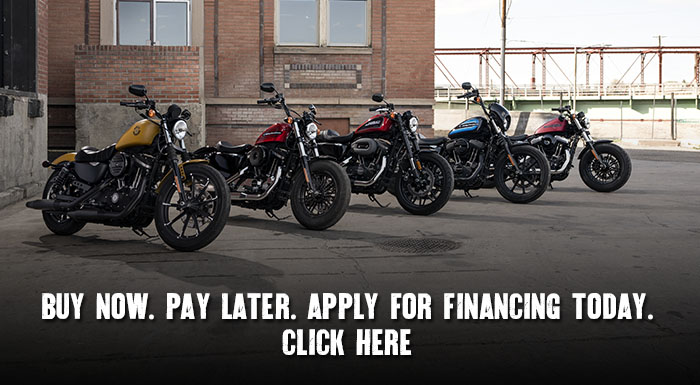 Get Pre-Approved With Wolverine Harley-Davidson