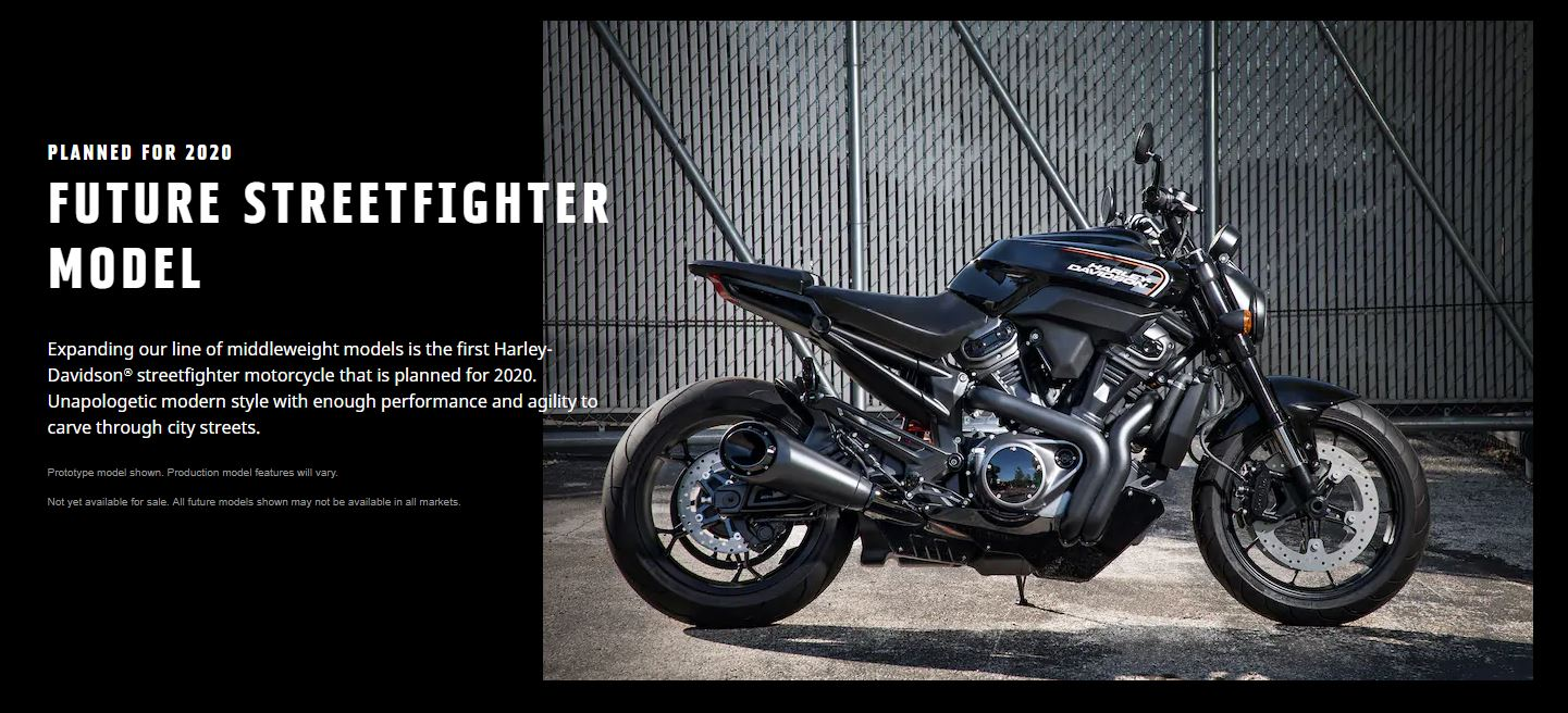 Harley-Davidson Street Fighter