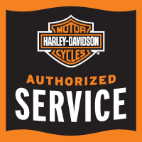 Service Department at Carlton Harley-Davidson