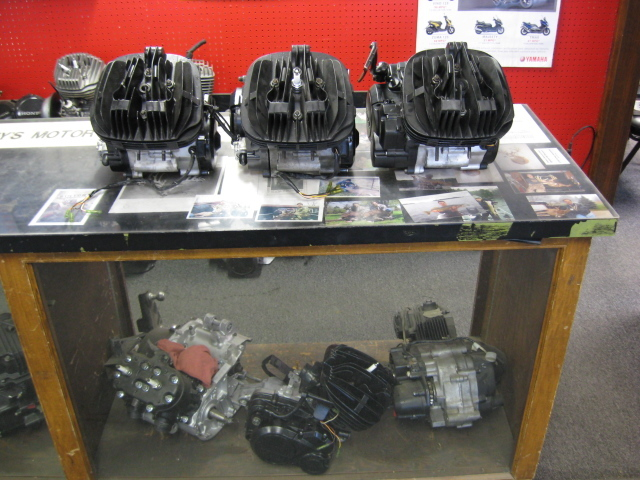 Engine Rebuilds at Brenny's Motorcycle Clinic