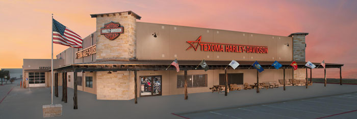 Texoma Harley-Davidson dealership