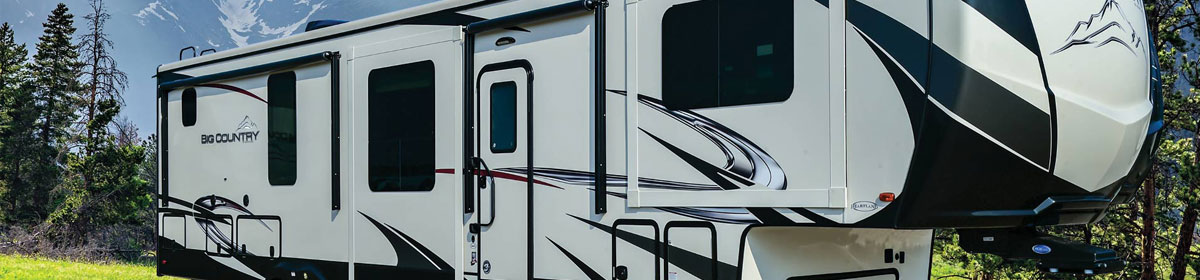 RV Inventory at Youngblood RV Sales & Service